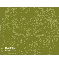 Global earth map on background texture vector