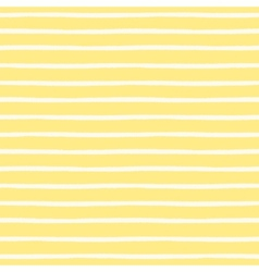 Seamless striped pattern with brush strokes vector