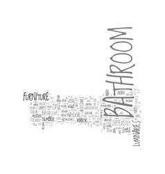Bathroom from over the moon part two text word vector
