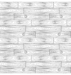 Seamless pattern with wood texture vector