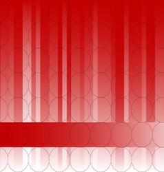 Red Fading Graphic 2 vector image vector image