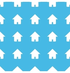 Home straight pattern vector