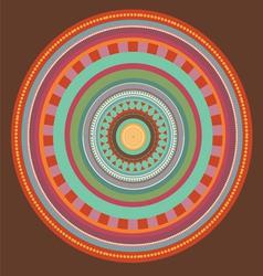 fractal4 vector image