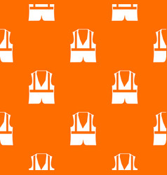 Vest pattern seamless vector