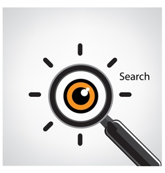 Search sign vector