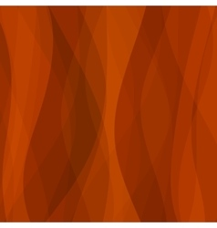 Abstract wave line pattern vector image