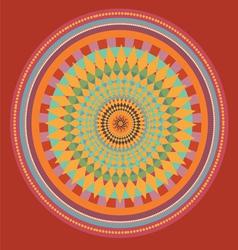 fractal5 vector image