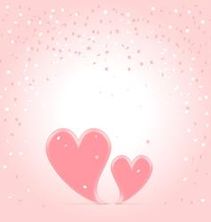Love speaking vector image