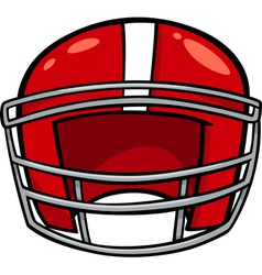 American football helmet clip art vector