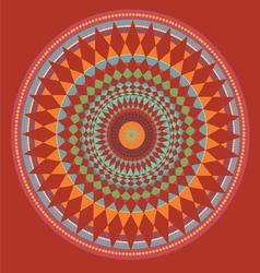 fractal6 vector image