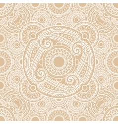 Indian lace vector