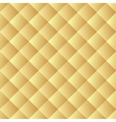 Golden texture background leather seamless vector
