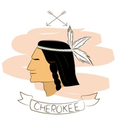 Cherokee vector