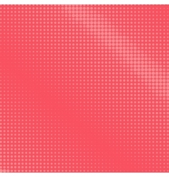 Dots on a pink background pop art background vector