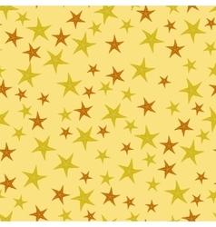Exotic Seafish Seamless Pattern vector image