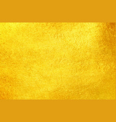 gold background metal texture vector image vector image