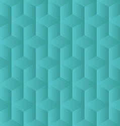 Green low poly bankground vector image vector image