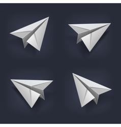 Paperplane vector