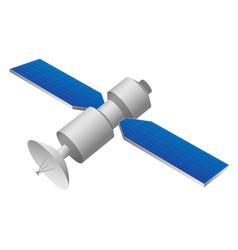 Gps satellite vector