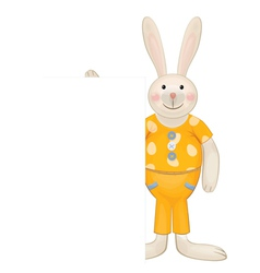 cute rabbit isolated vector image