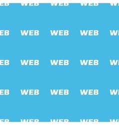 Web straight pattern vector