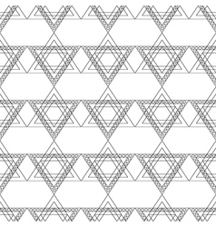 Pattern decorative repeating ornament vector