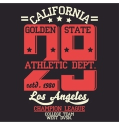 Athletics typography t-shirt graphics vector