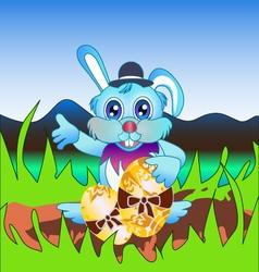 Easter-bunny vector