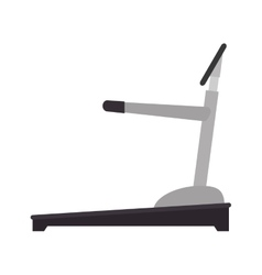 Band gym equipment vector