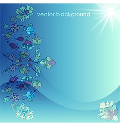 Decorative cover template twenty two vector
