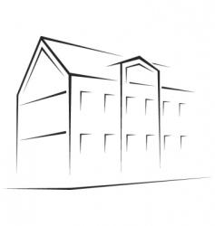 Building symbol vector