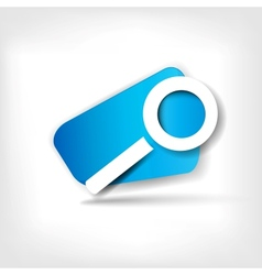 Search web icon vector