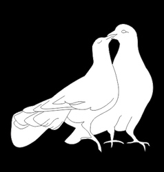 Doves vector