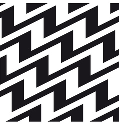 Chevron background black white vector