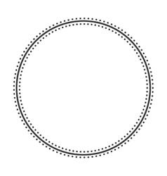 Frame monochrome elegant icon vector