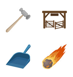 business ecology hygiene and other web icon in vector image vector image