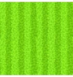 Stylized striped grass seamless pattern vector