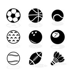 Ball2 vector image