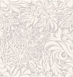Luxury seamless graphic background vector image