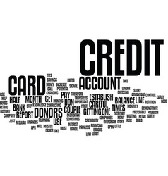 First step to build credit text background word vector