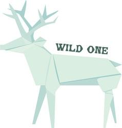 Wild one vector