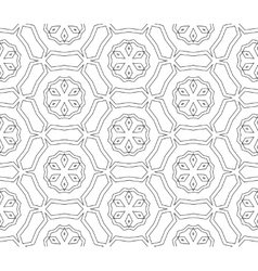 Abstract seamless geometric islamic vector