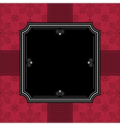 frame decoration vector image