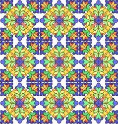 kaleidoscopePattern vector image vector image