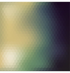 retro geometry background vector image