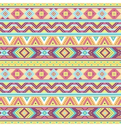 Ethnic pattern tropic vector