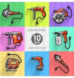 Power tool set vector