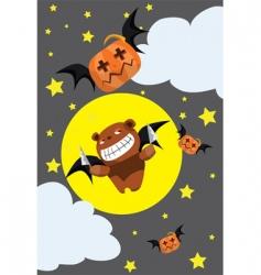 Halloween humor vector image