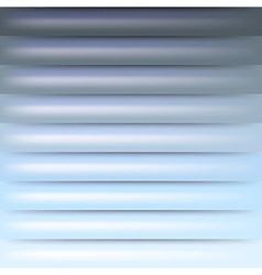Modern transparent hi-tech layered blue background vector image