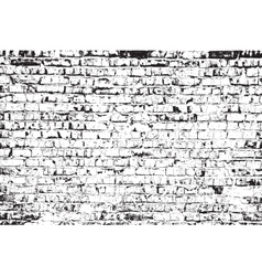 Old brickwall vector